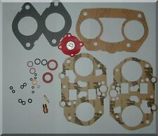 DELLORTO DRLA 36/40/45/48 CARBS REBUILD KIT- WITH ADDED FASTNERS & SUPPLEMENT