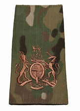 WO 1 REGIMENTAL SERGEANT MAJOR RANK SLIDE MULTICAM MTP 100% COMPATIBLE PATCH