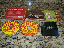 High School Musical Soundtrack Music (CD) Compact Disc For Mp3 Players