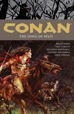 CONAN VOL #16 THE SONG OF BELIT TPB Dark Horse Barbarian Comics #19-25 TP