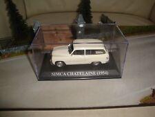 Ixo - Simca 9 Aronde Châtelaine 1954 - FF6