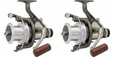 2 X Wychwood Exorcist Big Pit 65 Carp Freespin Fishing Reel – Carp Fishing Reels