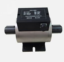 50Nm Dynamic Torque Sensor Torque And Speed Measurement High Precision 24VDC