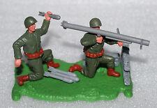 Timpo Toys - US Bazooka / Bazooka Diorama WW 2 - TOP