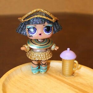 ✨LOL Surprise Doll Sparkle Series Pharaoh Babe SP-007 With Accessories