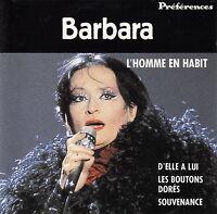 Barbara CD Préférences - France (M/M)