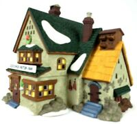 Dept 56 Dickens Village Giggelswick Mutton & Ham Lighted Christmas Building