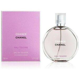 Chanel Chance Eau Tendre 100ml (3.4oz) Brand New, In Packaging