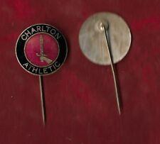Charlton Athletic Pin Insignia, Estilo Antiguo pin de palo de fijación, Metal Y Esmalte