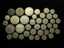 Ireland Collection of 39x Predecimal Coins, mostly 20thC cupro-nickel