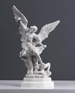 """Saint Michael the Archangel Statue (33 cm / 13"""")"""