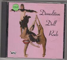 DEMOLITION DOLL RODS - tla CD