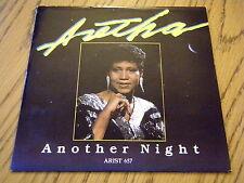 """Aretha Franklin-otra noche 7"""" Vinilo PS"""