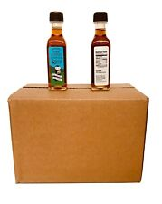 Wedding and Party Favors - Case of 24  100ml Bottles of Vermont Maple Syrup