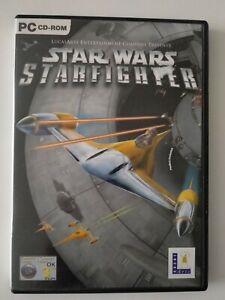 Star Wars Starfighter PC Windows LucasArts Classic