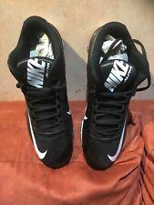 Nike Alpha Fastflex Football Cleats, Brand New, Men's Size 15, Black
