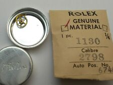 GENUINE ROLEX  1130,1161,1165,1166 INTERMEDIATE WHEEL NO.2 PART 6740  NEW