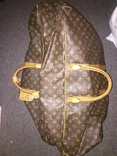 Authentic Louis vuitton limited edition luggage, carry on, traveling  with lock