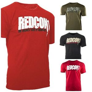 Redcon1 Official T-Shirt - Available in 4 Different Colours