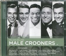 MILLION SELLING - MALE CROONERS - VARIOUS ARTISTS - CD