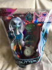 Bambola Novi Stars Bambola Una Verse ORIGINALE GLOW IN THE DARK stand! Glitter Riempito!