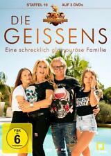 DIE GEISSENS Staffel 18 ( Neuerscheinung 22.01.2021 )  3 DVD NEU & OVP