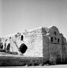 KALOSSI c. 1960 - Château des Croisés - Négatif 6 x 6 - CHYPRE 7