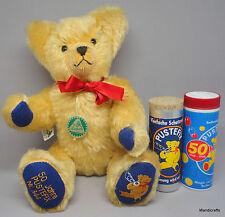 Hermann Pustefix Teddy Bear Mohair Plush 28cm LE 1000 Jubilee Magic Bubble 1998