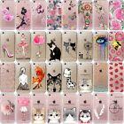 Cute Cat Girl Ultra Thin Soft Clear TPU Phone Case Cover For iPhone 6S Plus