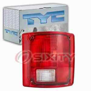 TYC Right Tail Light Assembly for 1978 GMC K35 Electrical Lighting Body bj