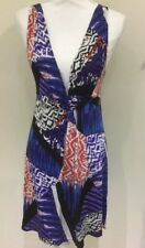 Guess Jeans Ladies Summer Dress Blue Size 8