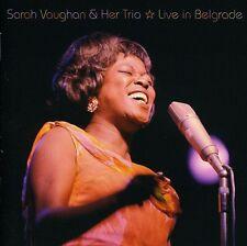 Sarah Vaughan - Live in Belgrade [New CD] Bonus Tracks, Rmst, With Book