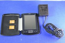 Palm TX T/X Handheld PDA Device, with case and charger.
