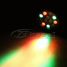 LED PAR Stage Light RGBW DMX 8 Channel - 12LED 512DMX - Manual, Auto, Sound Mode