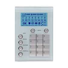 NESS ALARM SATURN KEYPAD - OCEAN MIST(PART NO 106-108-OMT)