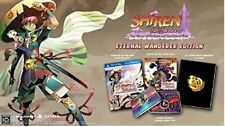 Shiren The Wanderer Tower of Fortune Eternal Wanderer Limited Edition PSV New