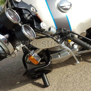 Royal Enfield Engine Guard with Sliders For Continental GT 650 & Interceptor 650