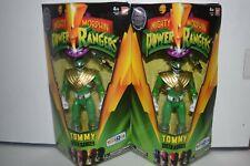 "Mighty Morphin Power Ranger Legacy 5"" MMPR Toys R Us 2 Green Ranger Lot"