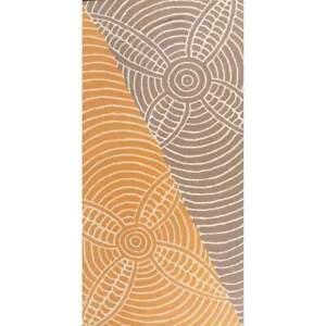 Aboriginal Art - Yarla Jukurrpa 61 x 30 cm