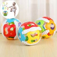 Educational Toys Grasping Baby Rattle Babies For Ball Rattles Activity Ball