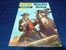 Classics Illustrated No. 121 Wild Bill Hickok 1954