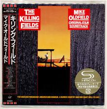 Mike Oldfield-The les Fields + 2 BONUS TR/Japon MINI LP SHM CD Sold out!