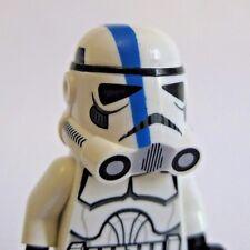Custom STORMTROOPER HELMET for Lego Minifigures -Pick Color!- Clone Army Customs