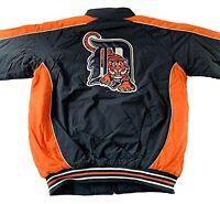 New -  MLB Detroit Tigers Team Mid-weight Taslan Jacket (2XL) - FREE SHIPPING