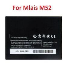 NEW Mlais M52 Red Note Battery Akku Accu 4600mAh High Quality Replacement backup