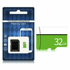 32GB Class 10 Micro SD TF Flash Memory Card for Smartphones & Tablets Micro USA