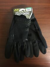 Mechanix Wear Black Tactical Original Work Mechanic Sport Gloves (MG-55-011, XL)