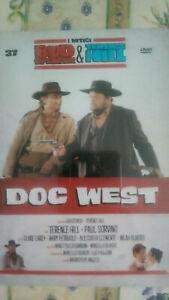 DOC WEST (2009) DVD NUOVO Terence Hill Ornella Muti SIGILLATO Ediz.Italiana