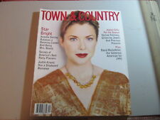 Town & Country magazine December 1995