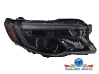 OEM Headlight - Honda Pilot/Ridgeline LED W/LED DRL 16-19 Rh